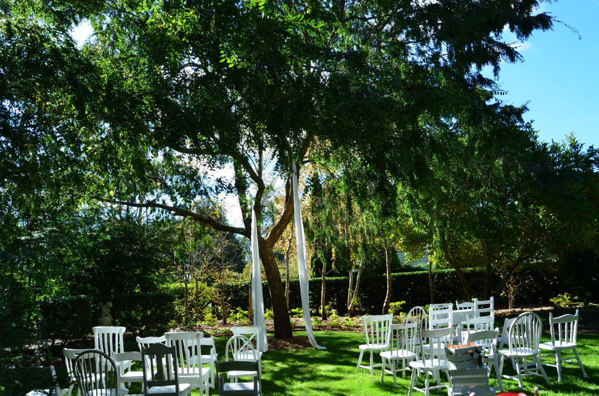 the secret garden southern highlands open garden wedding garden venue reception ceremony bowral wildes meadow burrawang robertson country wedding formal garden fountain private venue wedding photography garden tour