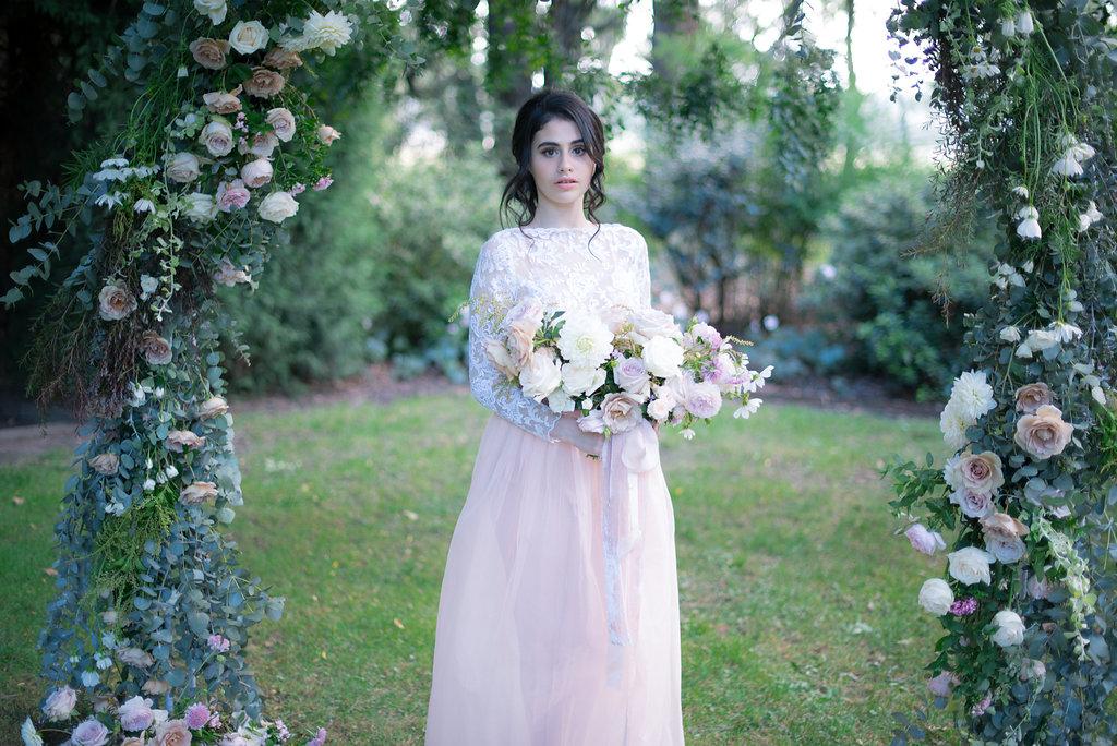 Blush Photoshoot in The Secret Garden » The Secret Garden » Southern ...