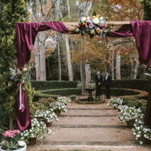burgundy wedding theme autumn asian wedding ceremony reception wildes meadow burrawang robertson wollongong cheap wedding sydney venue wild wedding unique wedding new south wales